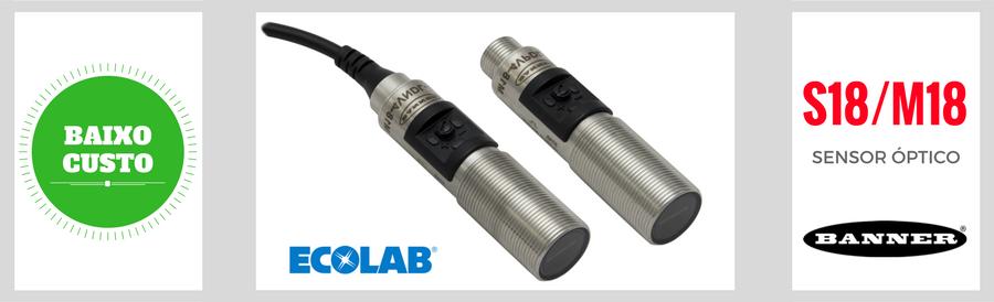 Sensores Ópticos de Baixo Custo e ExcelenteDesempenho