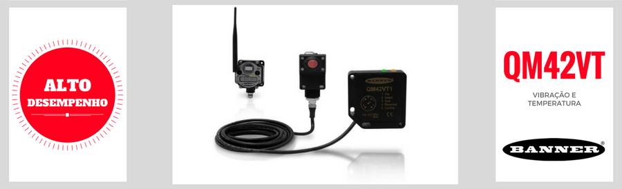 Solução Inovadora para Monitorar Vibração e Temperatura deMotores
