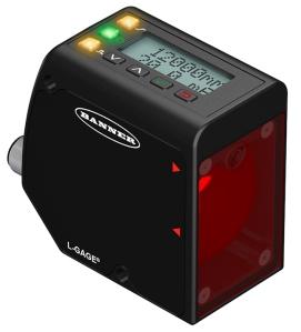 L-GAGE LTF Time of Flight Laser Distance Sensor Quick Start Guid